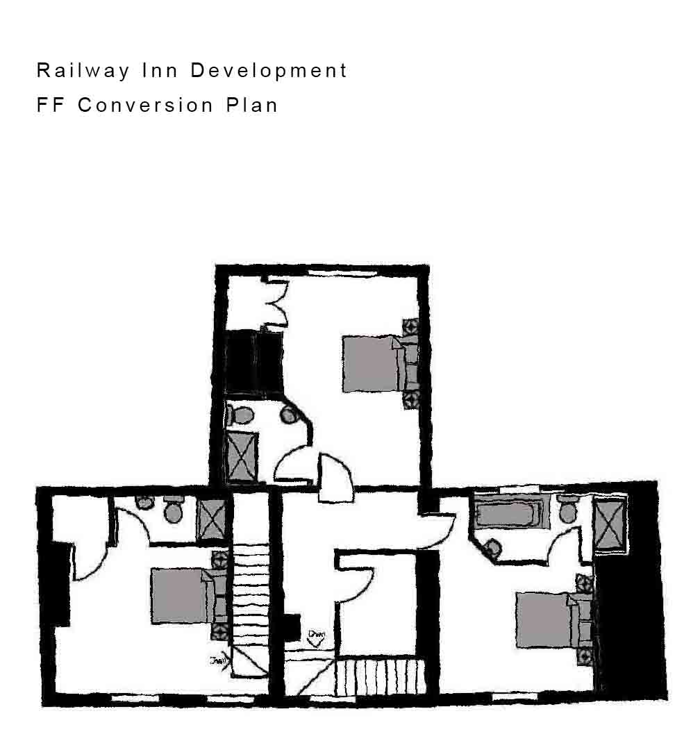 Railway Inn-Sileby Proposed Plans